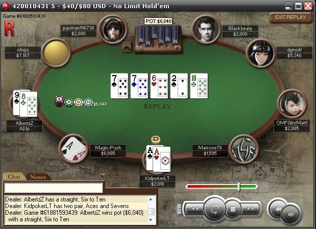 покер телсы